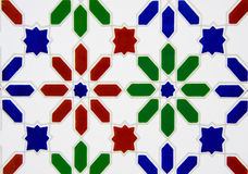 Spanish tile Stock Photography