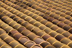 Spanish tiles Stock Image