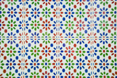Spanish tiles Stock Images