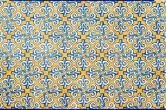 Spanish tiles Royalty Free Stock Images