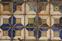 Spanish Tiles Stock Photography