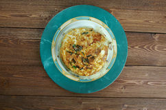 Spanish tortilla Royalty Free Stock Images