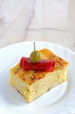 Spanish tortilla tapas, Andalusia. Stock Image