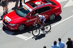 Spanish Tour Stock Photo