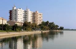 Spanish tourist hotel Royalty Free Stock Photos