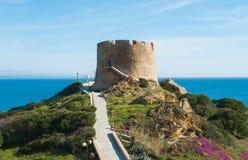 Spanish tower Stock Image