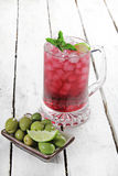 Spanish traditional sangria Stock Photography