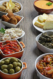 Spanish traditional tapas Royalty Free Stock Photography