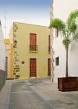 Spanish urban architecture Stock Images