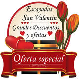 Spanish Valentine`s Day getaway. Stock Photography