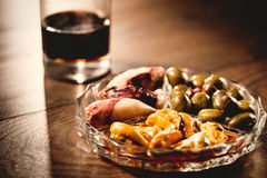 Spanish vermouth Royalty Free Stock Images