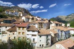 Spanish village Stock Photography