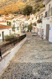Spanish village Stock Image