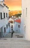 Spanish village Royalty Free Stock Photos