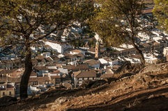 Spanish village Archidona Stock Photos