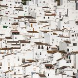 Spanish village Stock Photography