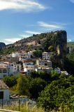 Spanish village: Chulilla Stock Photography