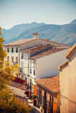 Spanish village Royalty Free Stock Photos
