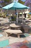 Spanish Village stuidios and exhibits Balboa Park California. Royalty Free Stock Image