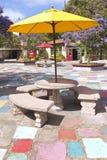 Spanish Village stuidios and exhibits Balboa Park California. Stock Photo