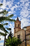 Spanish village Royalty Free Stock Photography