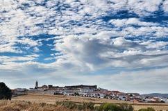 Spanish village Stock Images