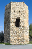 A Spanish watchtower Stock Photo