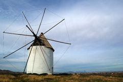 Free Spanish Windmill Stock Images - 13013824