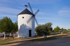 Spanish Windmill Stock Photos