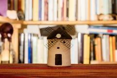 Of Spanish Windmill di modello immagine stock