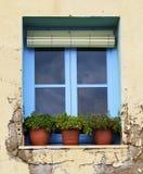 Spanish window Stock Photos