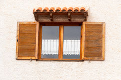 Spanish window Stock Photo