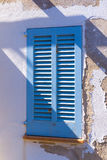 Spanish window shutter Stock Images