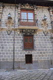 Spanish window Stock Photo