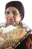Spanish Woman Royalty Free Stock Photography