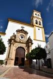 Spanje, Andalusia, Marbella Stock Foto's