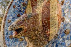Spanje - Barcelona Royalty-vrije Stock Foto's