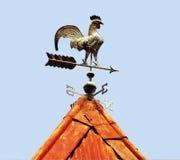 Spannen Sie auf dem Dach Lizenzfreies Stockbild