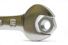 Spanner Stock Image