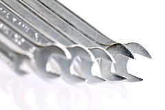 Spanner Royalty Free Stock Photos