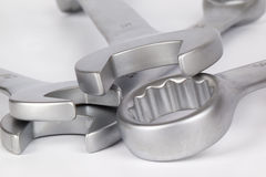 Spanner Royalty Free Stock Photography