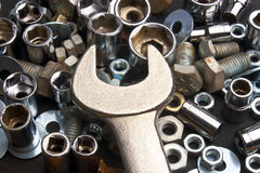 Spanner Royalty Free Stock Images