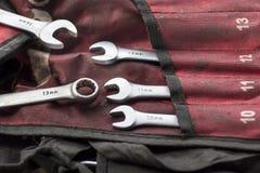 Spanner narzędzia Obrazy Royalty Free