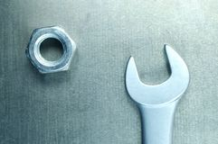 Spanner8 Stock Image