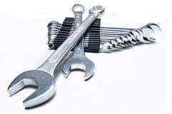Spanners Stock Image