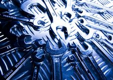 Spanners Stock Photos