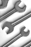 Spanners Royalty Free Stock Images