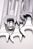 Spanners Royalty Free Stock Photos