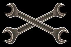 spanners стоковые изображения rf
