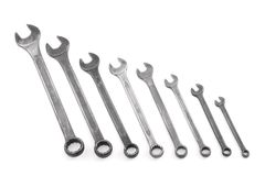 Free Spanners Royalty Free Stock Image - 5793096